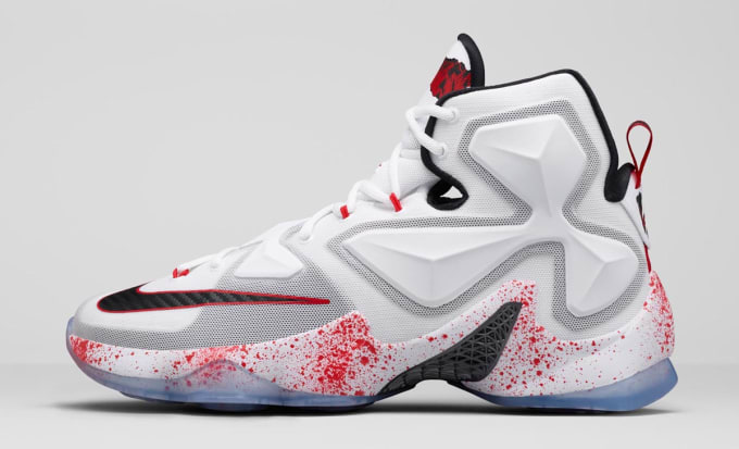 a6d23b22638 hot lebron 13 blood upcoming 1ba6b e2064