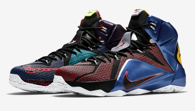 big sale 9d834 42f6d Nike LeBron 12