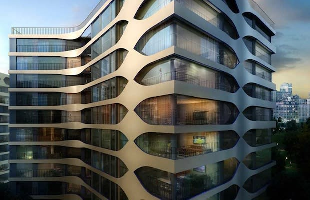 The Coolest Apartment Buildings Complex