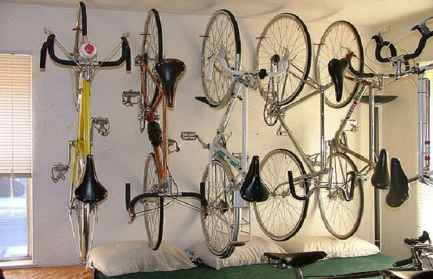 Superieur ... Residents To Sacrifice More Square Footage For The Convenience Of  Living Close To Everything A Metropolis Has To Offer. For Bike Riders,  Storing Bikes ...