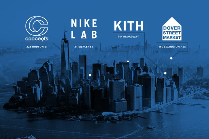 805e15bb05d The 10 Best Sneaker Stores in NYC