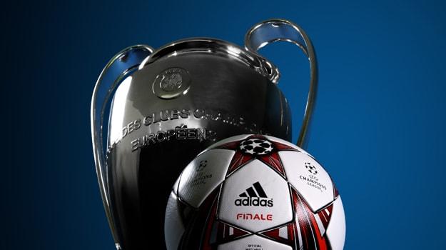 UEFA European club balls