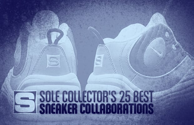 Sole Collector s 25 Best Sneaker Collaborations  d567f1cda
