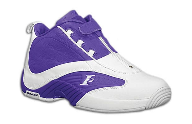 purple and white - Gallery: 13 Super-Rare Reebok Answer ...