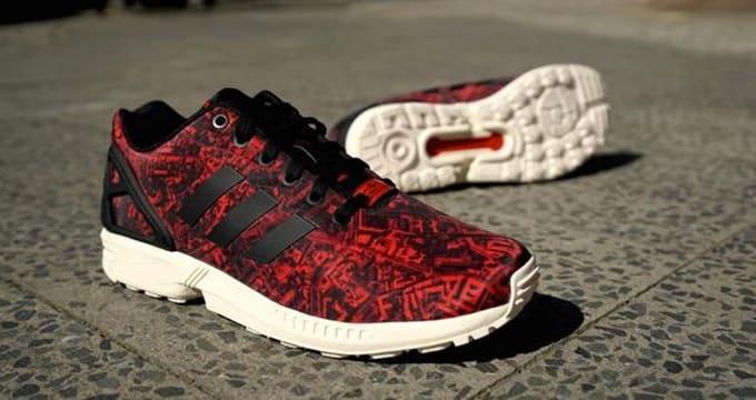 adidas Originals ZX Flux \'Moscow\' | Complex