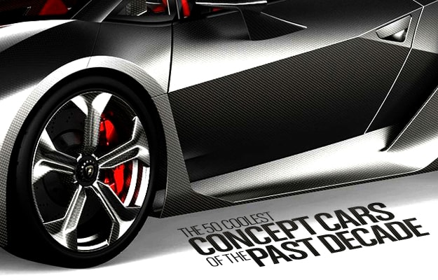 Renault Ze The 50 Coolest Concept Cars Of The Past Decade Complex