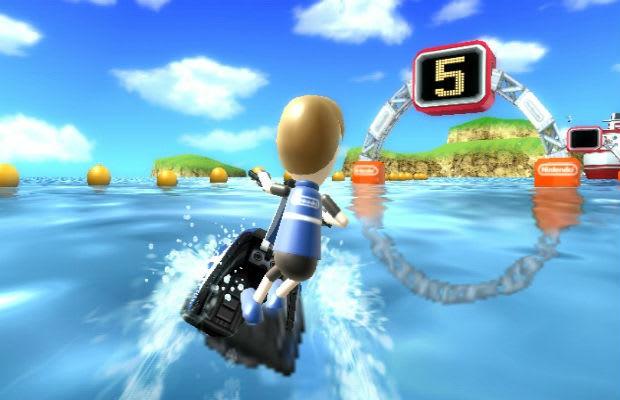 Wii Resort Drinking Games