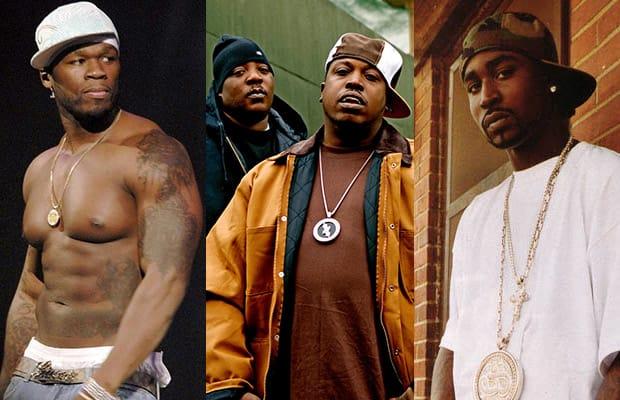 Intimidating rap songs