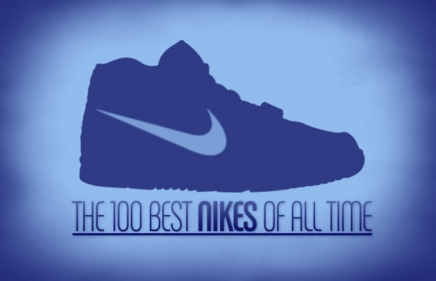 fd43ec703ec135 The 100 Best Nike Shoes of All Time