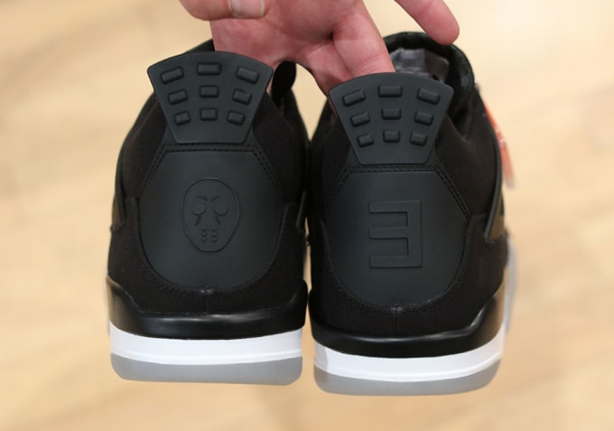 e41d5001b68caa The Eminem x Carhartt x Air Jordan IV Was Spotted at Sneaker Con DC ...