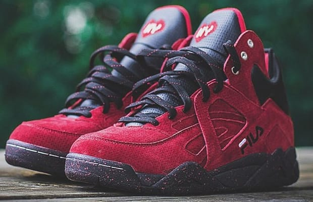 02f8e78d3b36 Burn Rubber Is Releasing the RISE x Fila Cage Collaboration Today ...