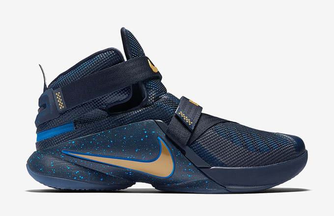 f6e2384010869 Nike Zoom LeBron Soldier 9 Flyease
