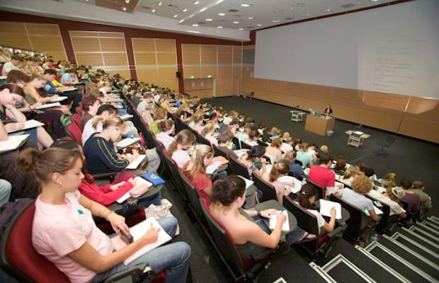 college classroom photos