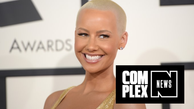 amber rose shares powerful essay on slut shaming complex