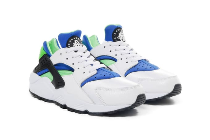 sports shoes 550b6 ae53c The Nike Air Huarache is 23 years old.
