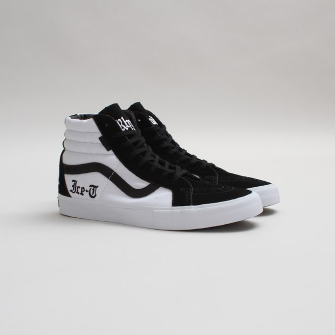 b8089255307b7d After just the other day bringing you imagery of the new collab between Ice-T  and Vans Syndicate