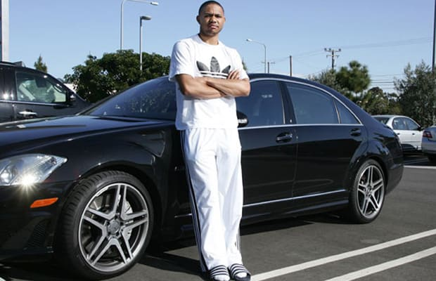Nba Players Cars: Mercedes-Benz - 25 NBA Players And Their Cars