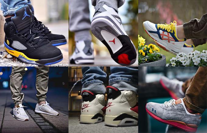 online store 2b231 4382f The 25 Best Sneaker Photos on Instagram This Week