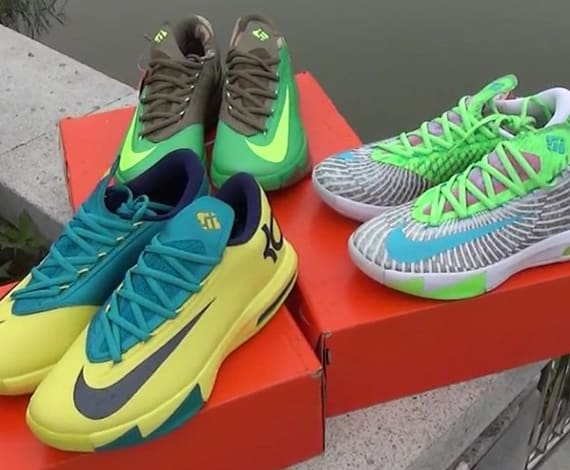 fa9cafa047b1e2 With Kevin Durant s new KD 6 expected to arrive next month