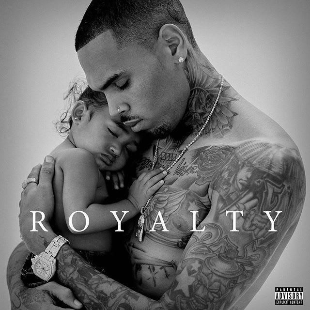Chris Brown 'Royalty'