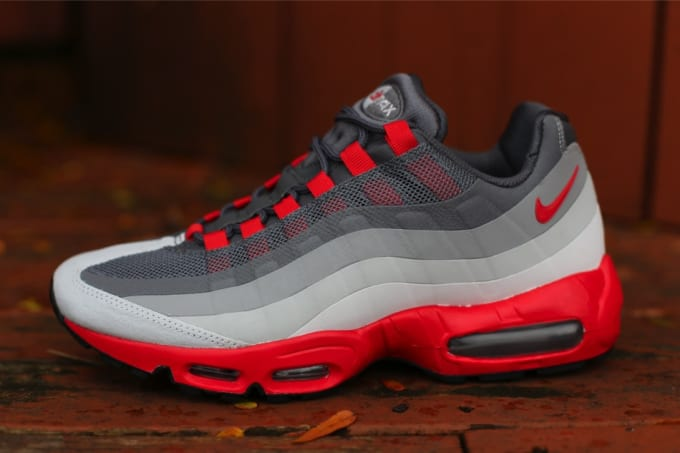 84e17b221a0 Images via Oneness. Nike Sportswear here returns with a new and refreshing No  Sew iteration of the classic Air Max 95 ...
