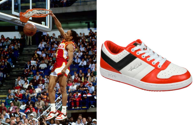 23251f75af6815 A Complete Guide To The Sneakers Worn By NBA Slam Dunk Champions ...