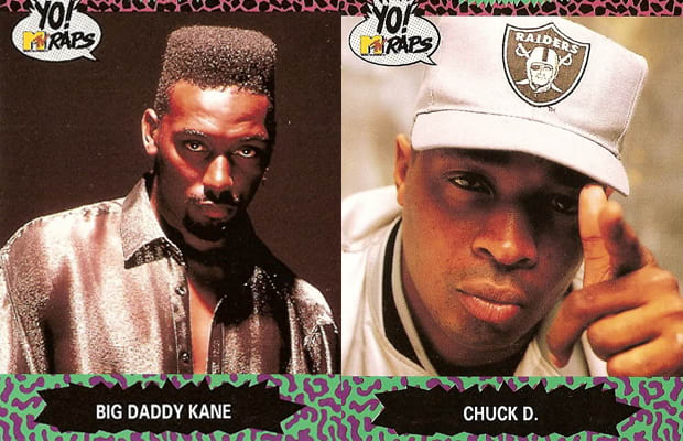Gallery  The Complete Set of Yo! MTV Raps Trading Cards  252559bb62ab