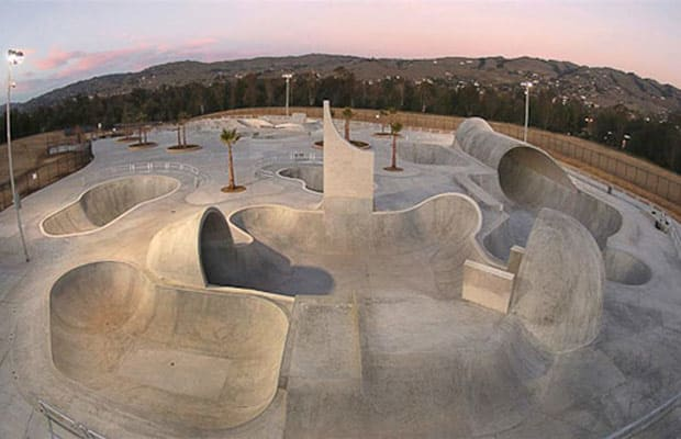 Florida Skateparks Map.25 Best Skateparks In America Complex