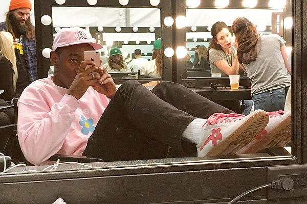 049703df791d Tyler has written sketches for Loiter Squad that have been legally  questionable.