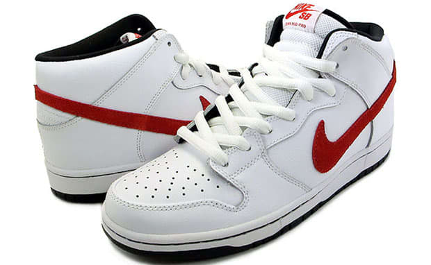 lowest price dc6ea 04ef7 ... MID PRO SB WHITESPORTS RED-BLACK wheat Sometimes its nice to be  reminded that the Nike Dunk started life as an 80s ...