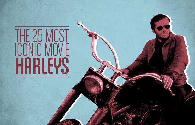 Gallery The 25 Most Iconic Movie Harleys Complex