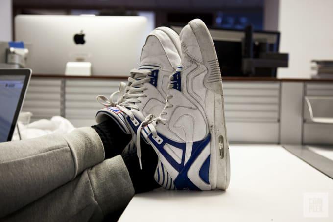 1aadbf0ec1b Best Sneakers in the Complex Office