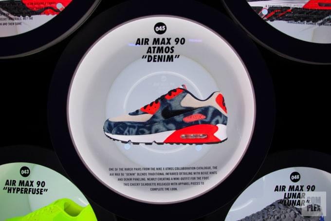low priced 436e6 74ccc Atmos x Nike Air Max 90