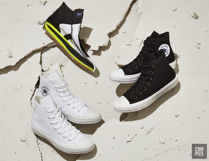 1c7f68480786 The Converse Chuck Taylor All Star II Reinvents a Classic
