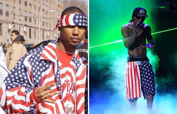 American Flag - How 2000s Hip-Hop Influenced Today's Style ...