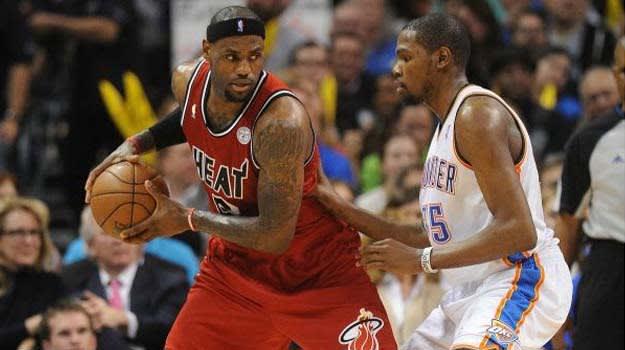 LeBron & Durant