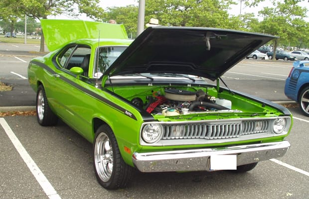 Plymouth Duster 340 Twister - 50 American Sports Cars That ...