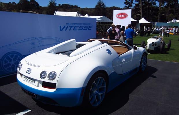 1 gallery special edition bugatti veyron 16 4 grand sport vitesse sold for 2 5 million complex. Black Bedroom Furniture Sets. Home Design Ideas