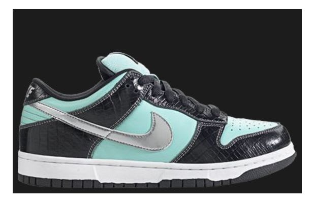 online retailer b5662 16cfc tiffany and co nike shoes
