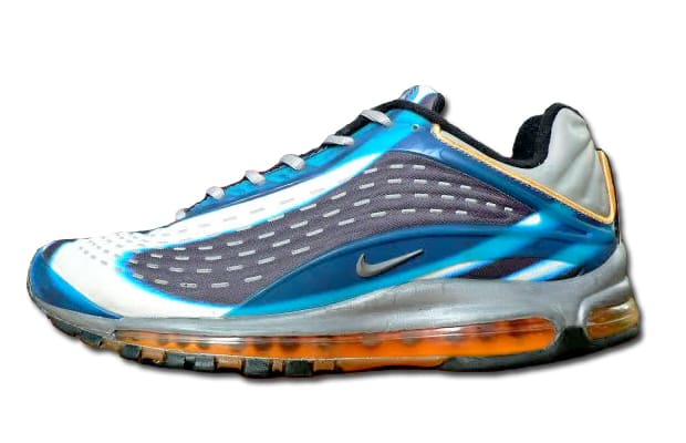 separation shoes 20024 45d89 Nike Air Max Deluxe