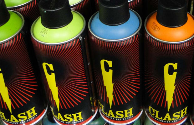 Clash beat the 15 best spray paint brands available in for Americas best paint