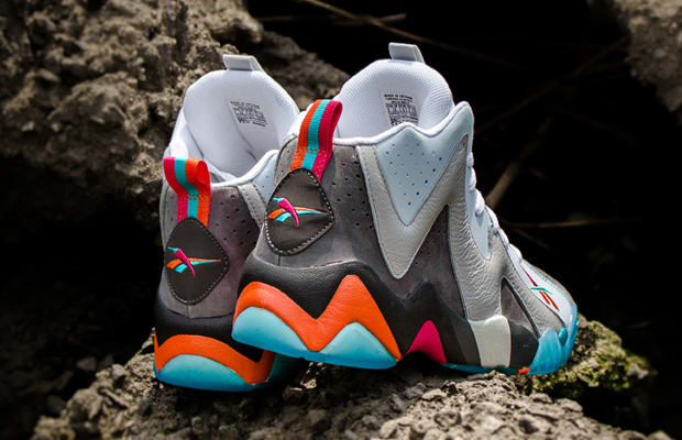 save off 6f3e5 1a3d8 Yesterday Packer Shoes unveiled their take on the Reebok Kamikaze II, along  with their entire Heritage Capsule with Mitchell   Ness.