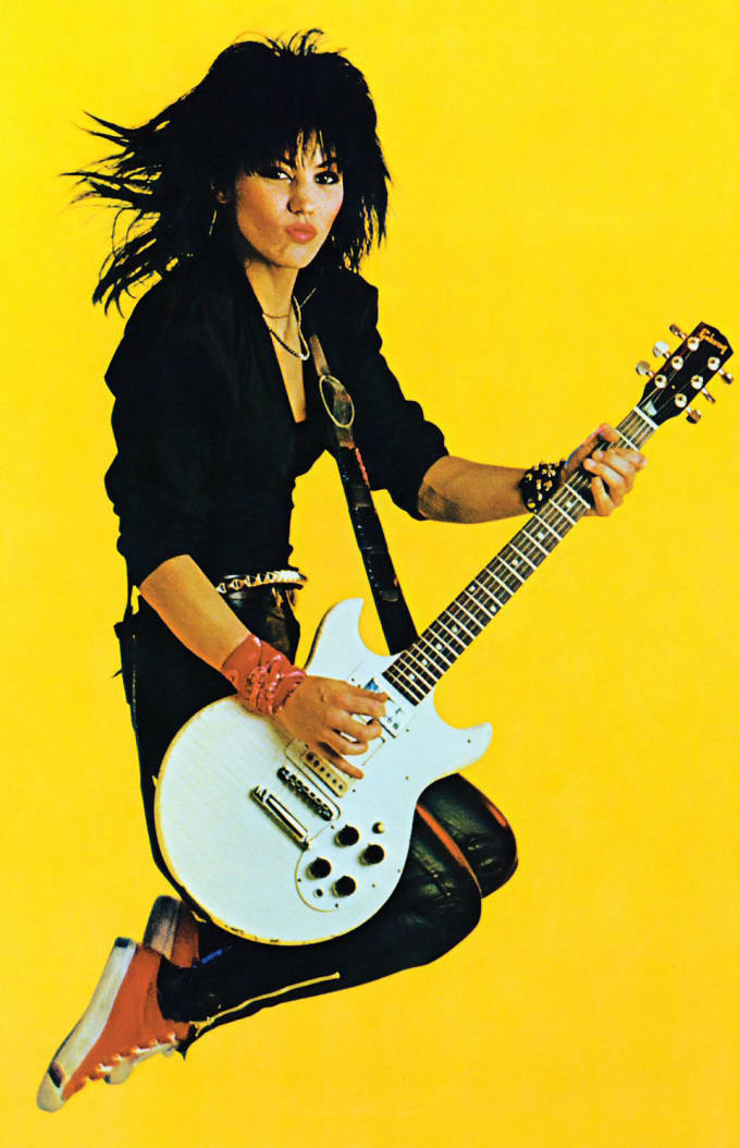 Joan Jett The 80 Hottest Women Of The 80s Complex
