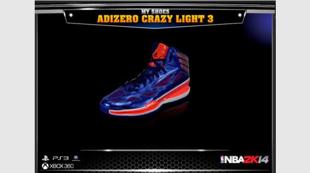 d8b1a84da2fc Oh Snap! NBA 2K14 Features New Sneaker Lineup