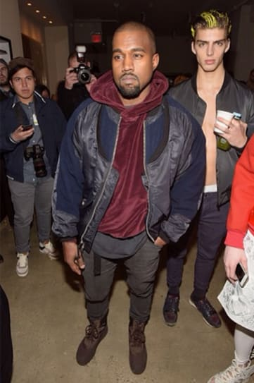 270f8850ac9a Everything You Need to Know About the Flight Jacket Kanye West Has Been  Wearing Everywhere