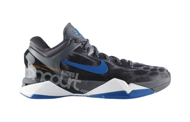 new concept b196a ddab7 As we near the end of the Nike Zoom Kobe VII cycle, we get a chance to grab  one last (we think) cheetah-themed colorway. The latest version of the ...