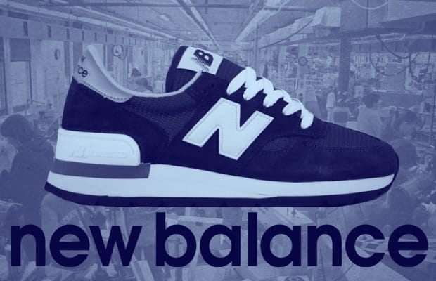 How did you get into New Balance  Through a rapper co-sign 1de28f30e