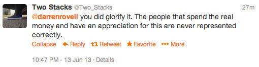 76ae376ebf4f Twitter Reacts to Darren Rovell s Sneakerhead Story on Nightline ...