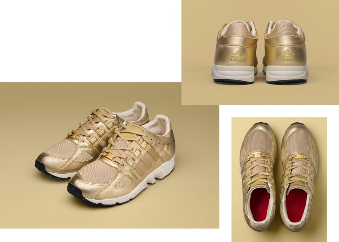 "new arrival b5cb3 2f8e5 adidas EQT Running Guidance ""All Gold"" (Sneakersnstuff Exclusive)"