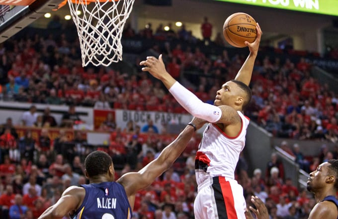 Image result for damian lillard usa today sports